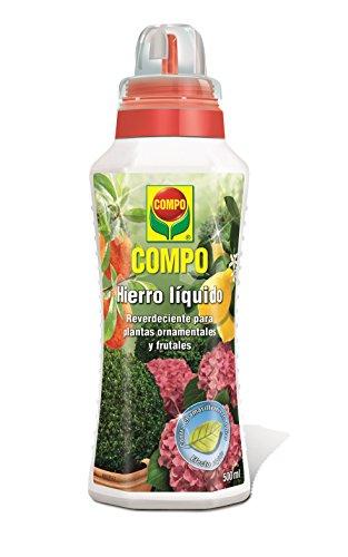 Compo Cuidado de Las Plantas de Interior y de terraza Hierro líquido 500 ml
