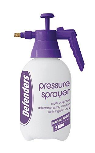 Defenders 2Ltr Pressure Sprayer Pulverizador de presión de 2 litros, 2 Litre