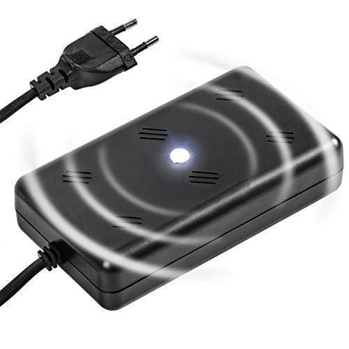 Gardigo - Dispositivo para ahuyentar a las martas   Ahuyentador de animales por ultrasonidos   Indoor con LED