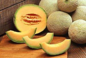 Variedades de Melones