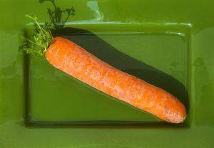 Zanahorias miniatura
