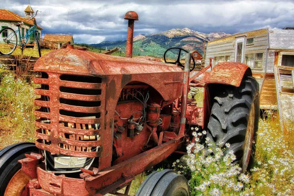 agricultura concepto