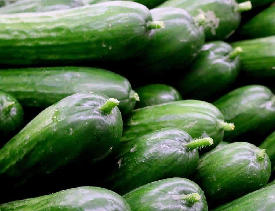 beneficios de los pepinos