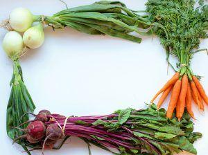 Contacto con otros vegetales