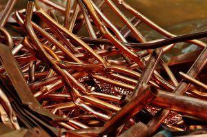 El cobre en las plantas y el huerto