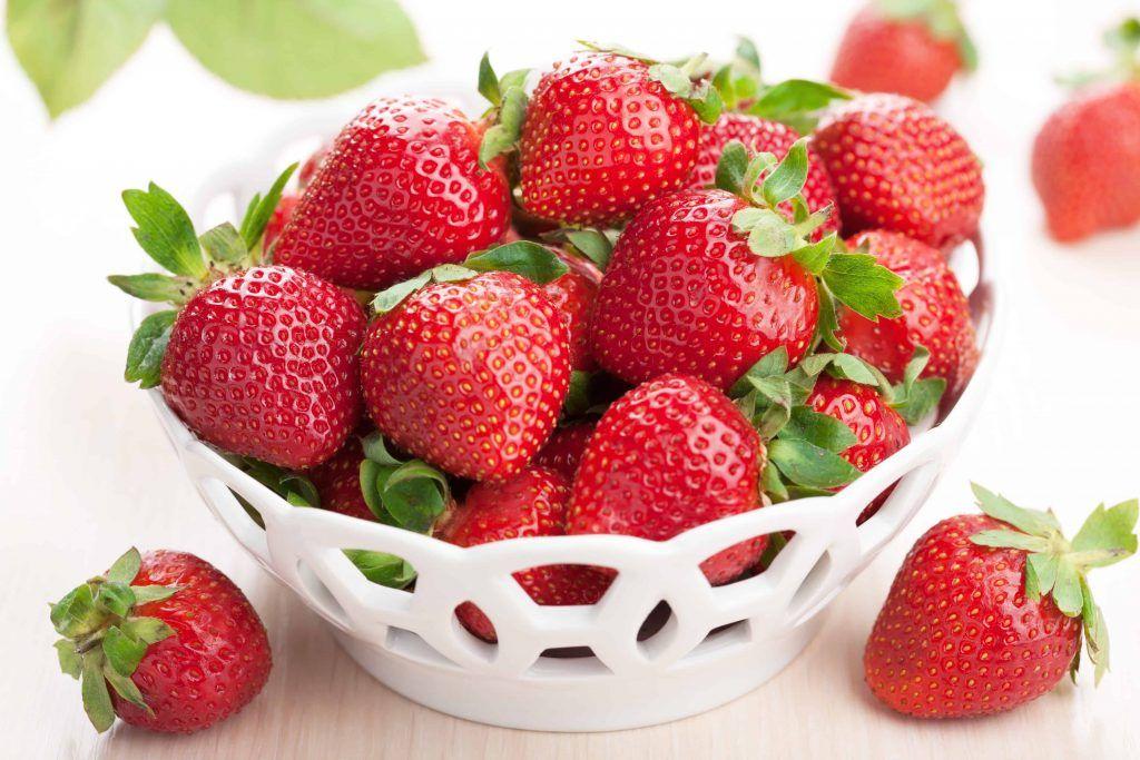 Tipos y variedades de fresas