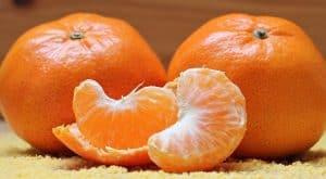 tipos de cítricos el mandarino