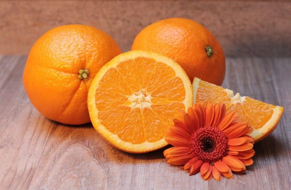 cómo sembrar un naranjo