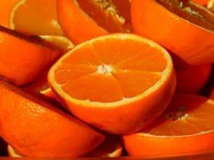 abonar naranjo