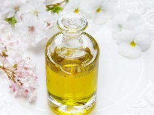 Acacias y perfume