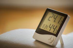 Qué es un termómetro higrómetro digital