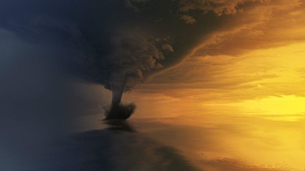 Tornados y clima